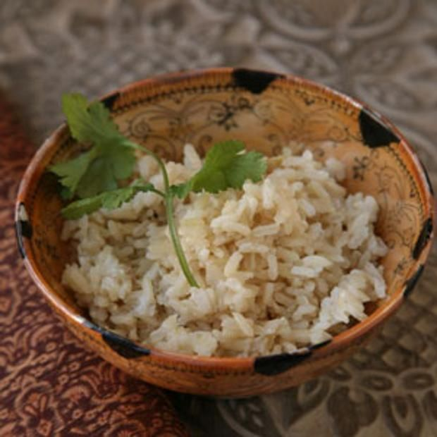Coconut Brown Rice | Recipe: Lunch & Dinner | Pinterest