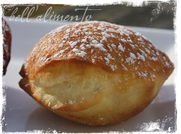 Nutella Doughnuts Recipe — Dishmaps