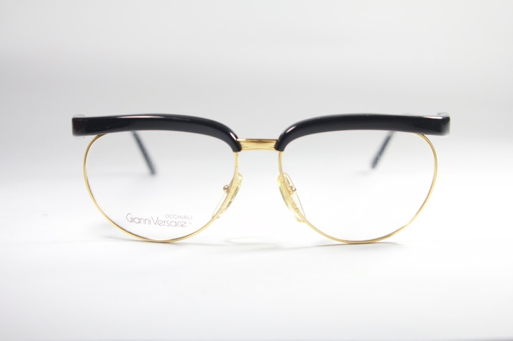 Versace Thick Frame Glasses : Pin by Britney J Lowery on Frames & Books Pinterest