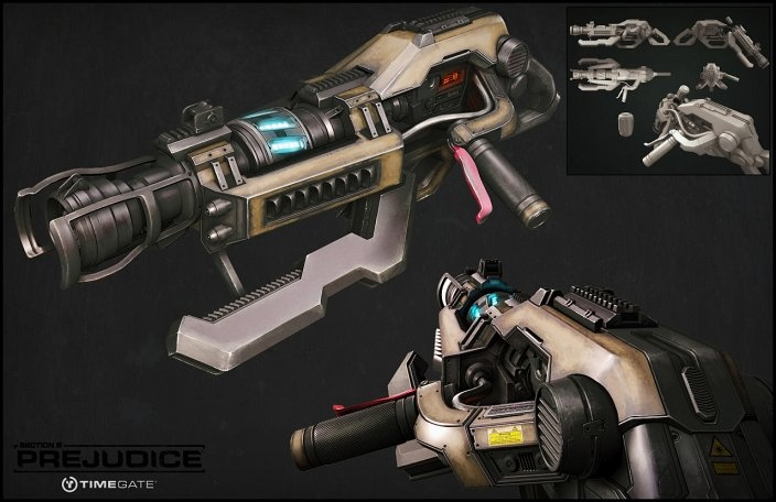 Arm of orion pulse cannon