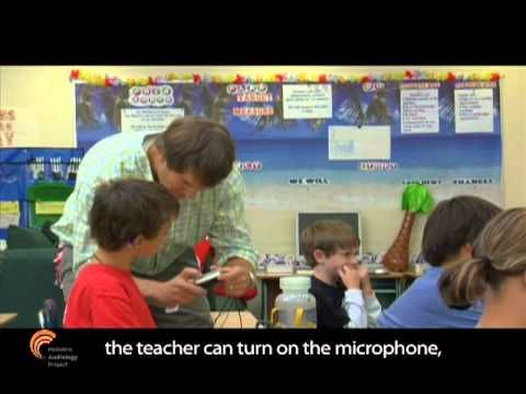 Excellent video on classroom acoustics featuring Jane Madell, Ph.D. CCC-A/SLP, LSLS Cert. AVT
