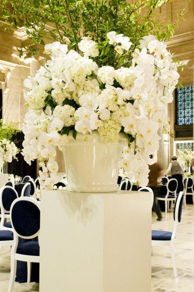 Large Floral Arrangement Burlap Rustic Country Wedding Theme Pint