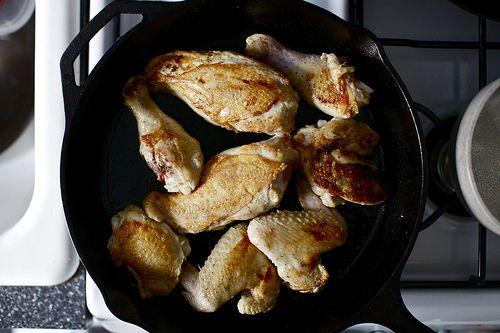 Roast Chicken with Dijon Sauce | Yummies | Pinterest