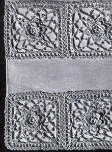 Crochet Pattern Central - Free Rose Crochet Pattern Link