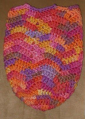 KNIT BABY SACK PATTERN | Knit Mode