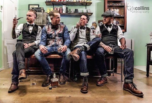 Gang de Barbiers