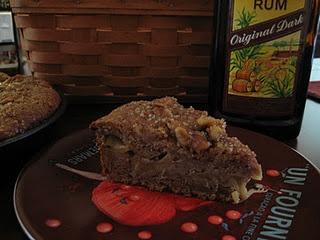 Ginger Apple Torte | Tasty Treats | Pinterest