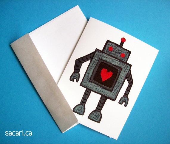 paper robots