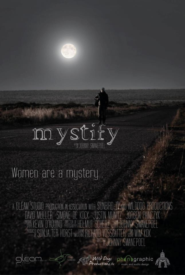 Mystify - Johnny Swanepoel - Short Film Cornet - Cannes Film Festival