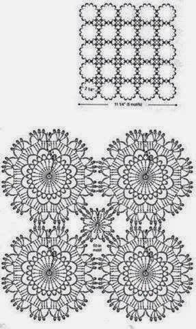 Crochet patterns: mai 2014