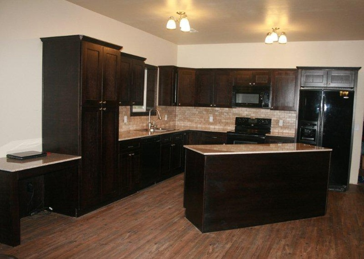 Best Espresso Shaker Kitchen Cabinets User Submitted Photos 400 x 300