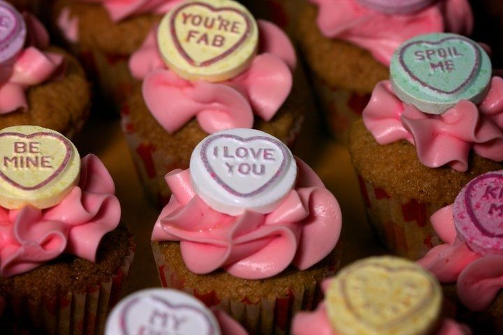 valentine's day baking uk