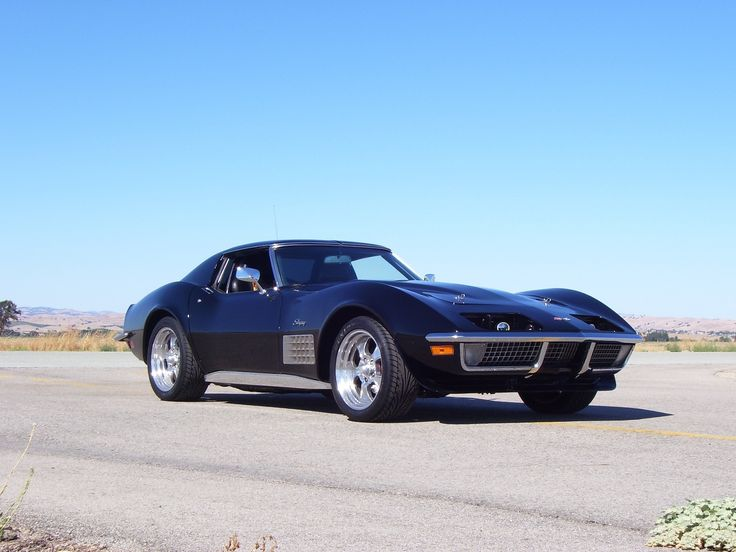 1971 corvette stingray coupe my favorite random things pinterest. Cars Review. Best American Auto & Cars Review