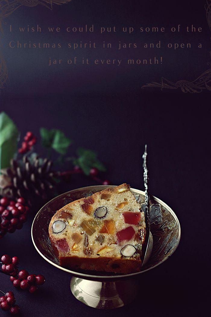 Christmas Fruit Cake   Cake Art   Pinterest