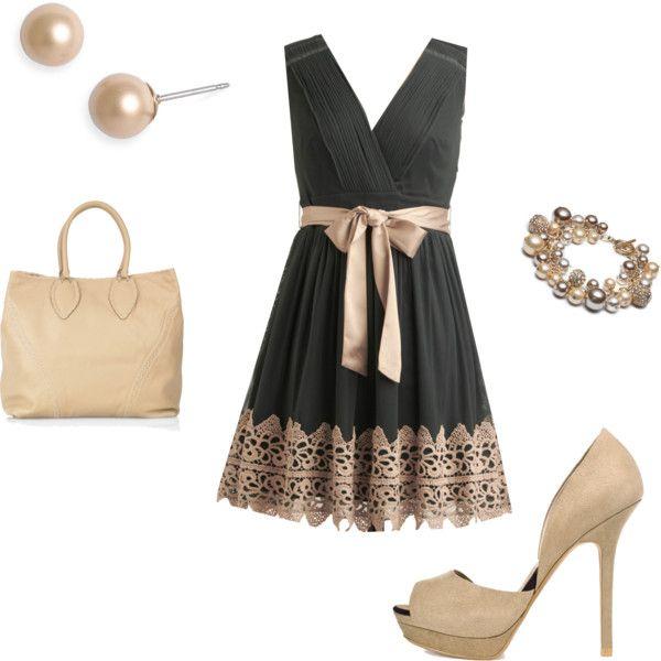 Fun and Flirty.  LOVE this dress!