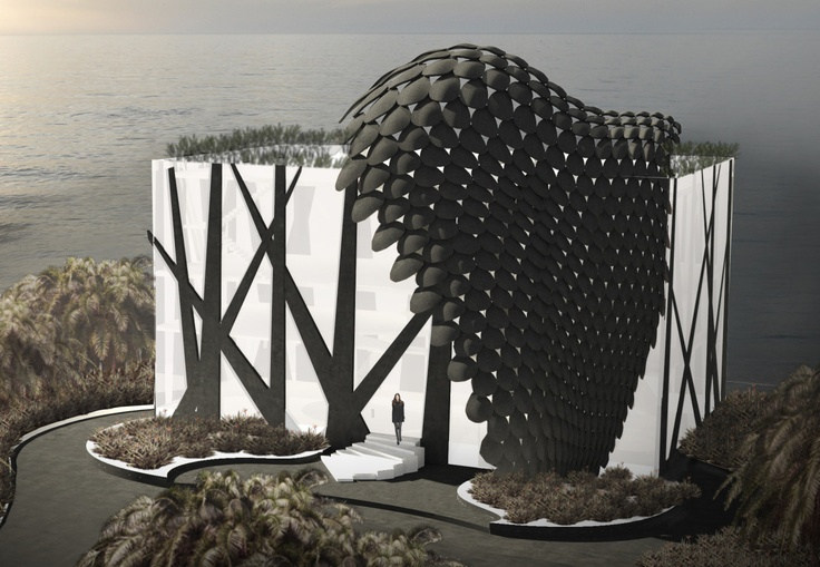 Fierce Female Architect Gulla Jonsdottir, On Designing From Los Angeles To Beirut