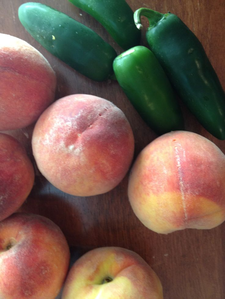 Peach and Jalapeno Jelly | Jelly, jam, and canning | Pinterest