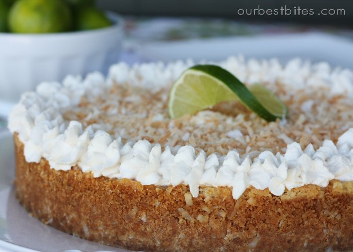 Lime Coconut Cheesecake | Our Best Bites | Cakes & Cupcakes | Pintere ...