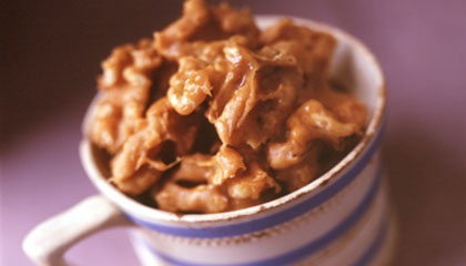 Maple-Glazed Walnuts | Favorite Recipes | Pinterest