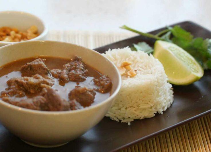 Spicy Thai Beef Curry - Tenina | Flavour | Pinterest