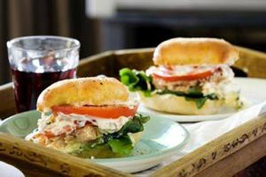 Tarragon tuna melt | E.A.T.T. Eat at Tawnya's Table | Pinterest