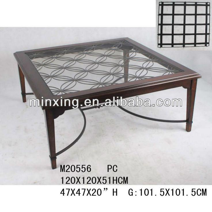 Square Center Table Designs : Square Center Table Design Photograph  antique square woode