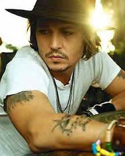 Just love Johnny Depp