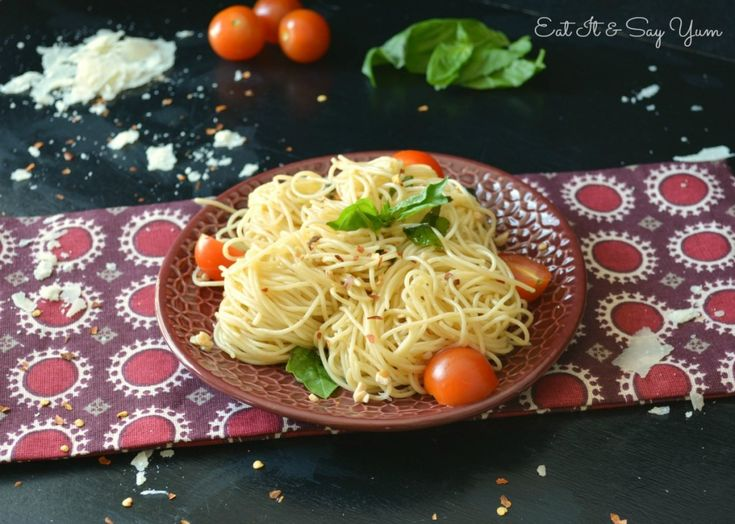 midnight Spaghetti, so fast and easy- even has a little kick to it ...