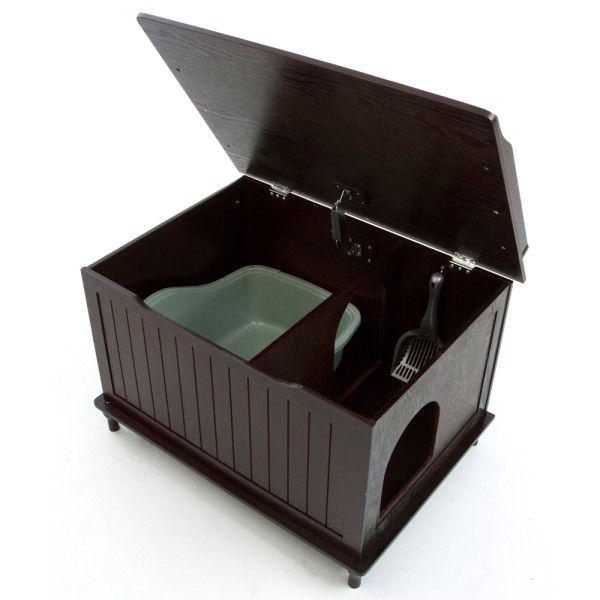 Cat Litter Box Enclosure Canada