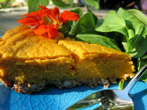 Butternut Squash Flan - Takes a little while to cook, but super easy ...