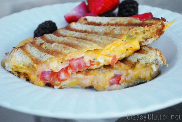 ... panini grilled cheese and pickle panini recipe dishmaps grilled cheese