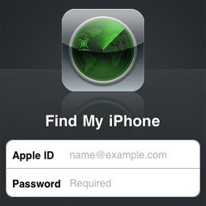 iphone find my icloud