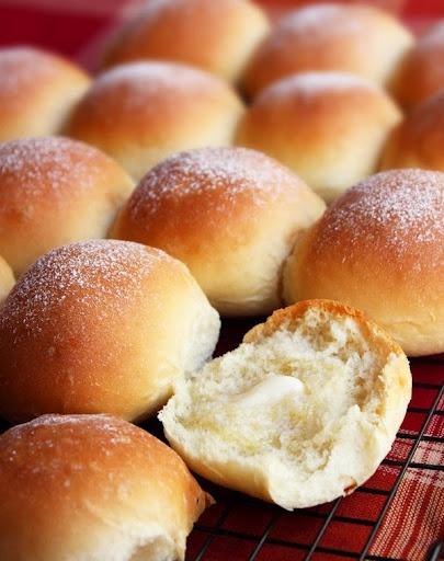 Dinner rolls. | Yummy | Pinterest