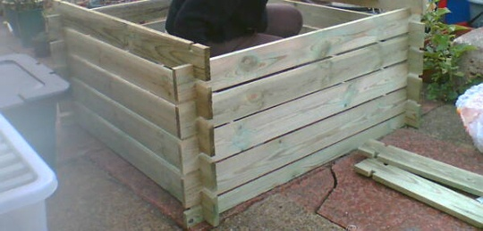 shipping pallet compost bin apartment therapy apps pallet compost bin