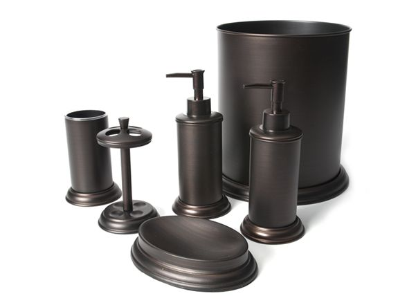 Oil rubbed bronze bathroom accessories orb makeover Oil rubbed bronze bathroom hardware