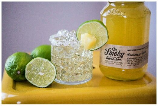 Ole Smoky Pineapple Lime Cooler: 1/2 cup of Ole Smoky Pineapple ...