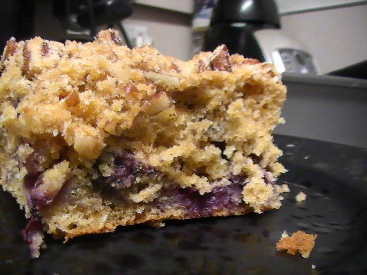 Blueberry Buttermilk Coffee Cake | Food | Pinterest