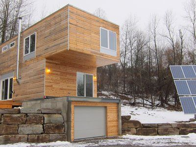 Meka reinvents shipping container housing - Meka container homes ...