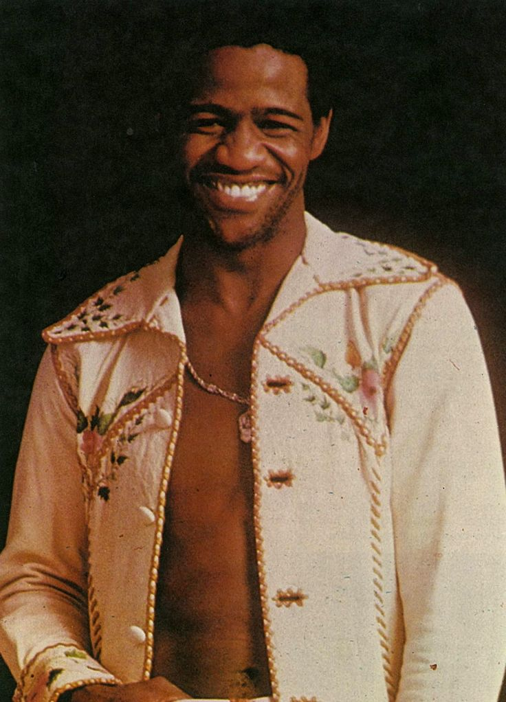 The reverend al green always puts me in a good mood with his music