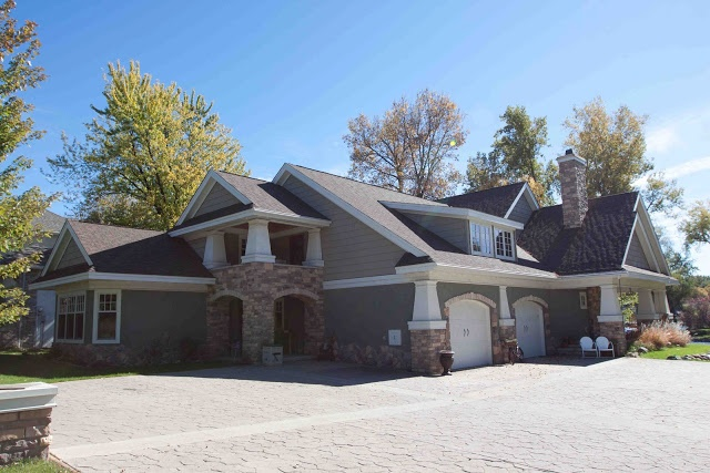 House Floor Plans Besides One Story Ranch Homes With Stucco Also Key