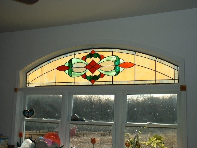 Stained/Leaded Glass Window - Residential