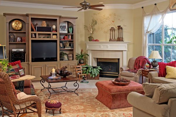 Country Style Living Room Ideas Magnificent Decorating Inspiration