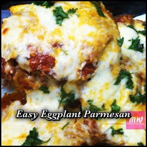 easy eggplant recipes - photo #29