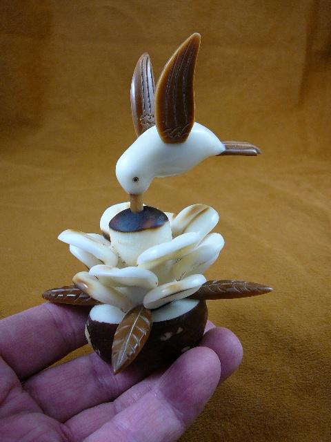 tagua nut carving | Awesome | Pinterest