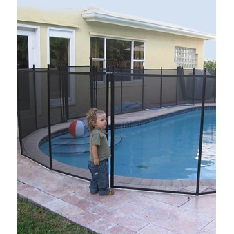 Removable Pool Safety Fence Pool Design Pinterest