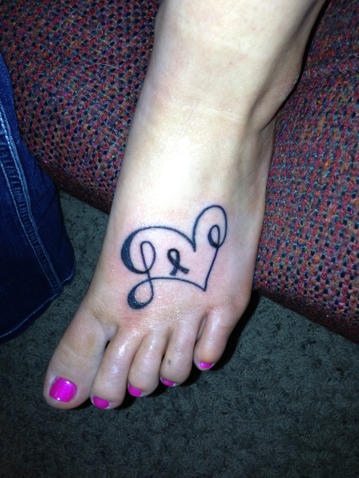 Testicular cancer survivor tattoo picture by for Testicle tattoo pictures