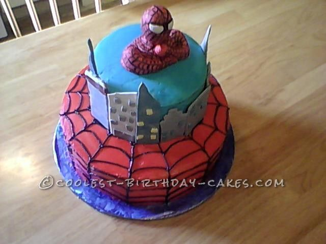 cool homemade birthday cakes