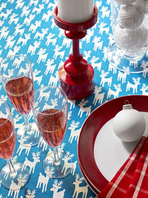 Fresh Christmas Colors Ideas from HGTV
