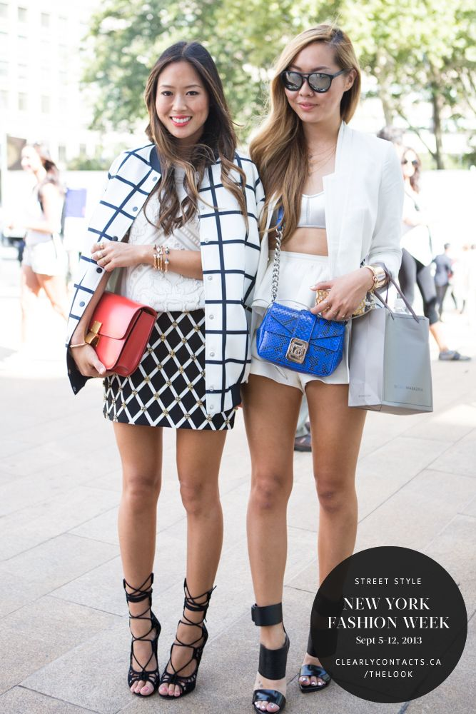 Live New York Fashion Week Street Style