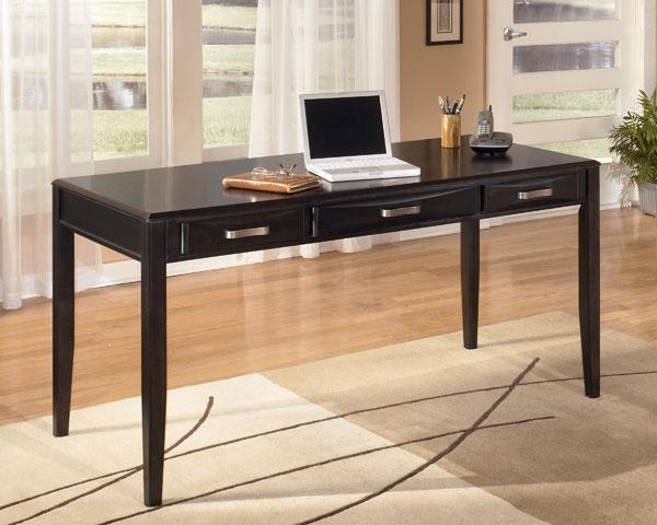 3 desk table top afw long narrow desks pinterest for Long office desk